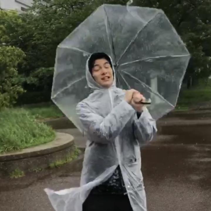 梅雨の過ごし方