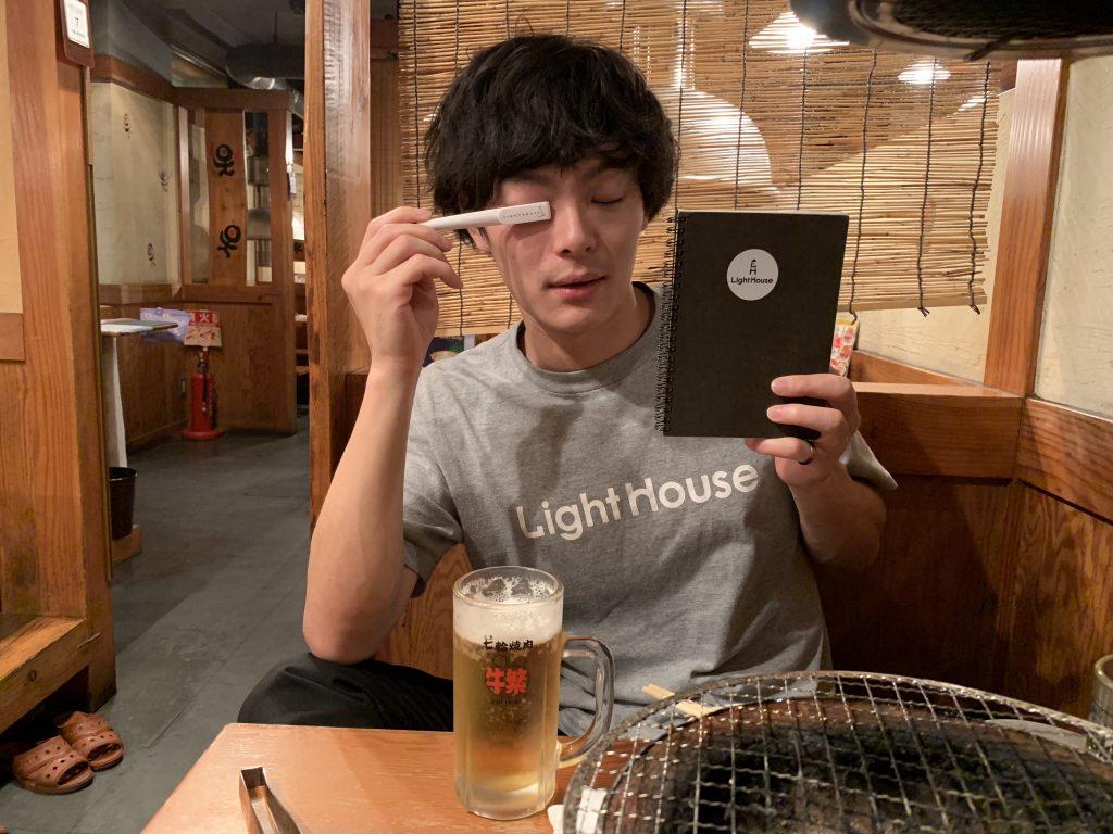 華金!!!小川と今年初!飲んでおります!