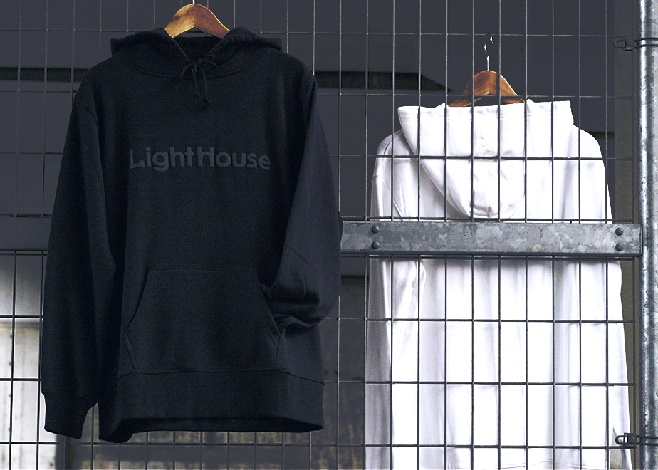 "LightHouse LOGO ""Sweat hoodie"" 予約受注開始!!"